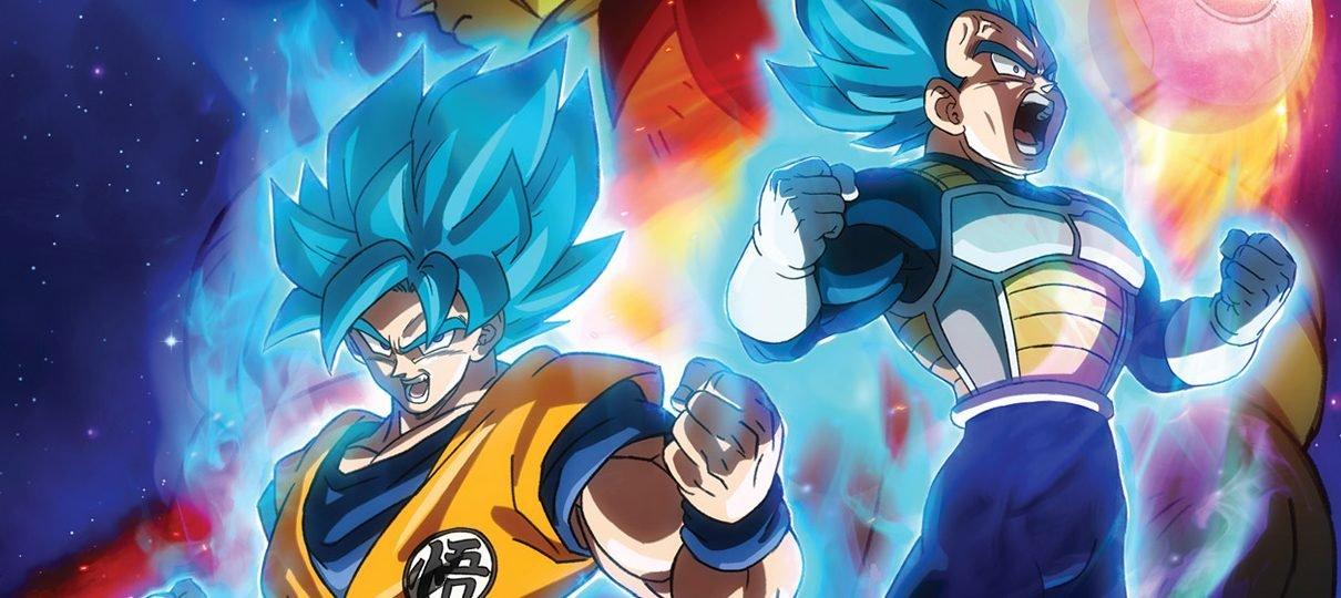 Dragon Ball Super: Broly terá adaptação em mangá