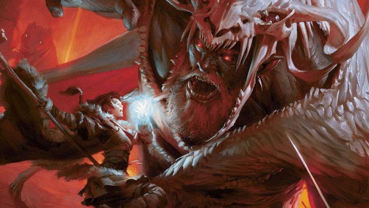 Dungeons & Dragons | Quinta edição será publicada no Brasil em 2019
