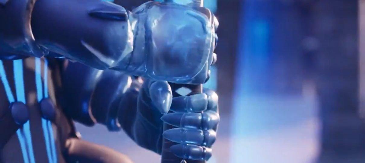 Espadas serão a nova arma de Fortnite
