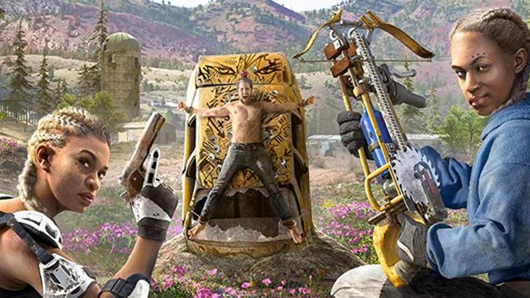 Ubisoft anuncia Far Cry: New Dawn, jogo pós-apocalíptico da franquia