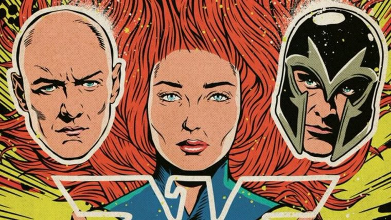 X-Men: Fênix Negra ganha novo pôster