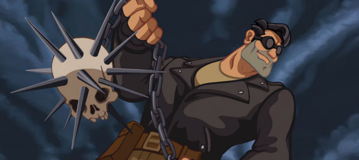 Full Throttle Remastered está gratuito por tempo limitado no PC