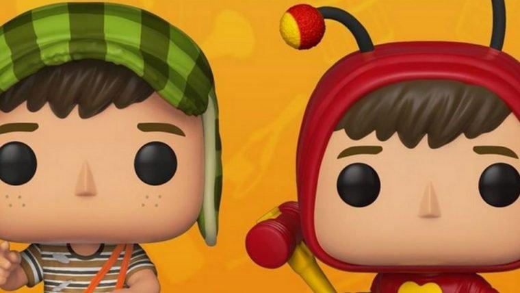 Chaves e Chapolin terão bonecos Pop! da Funko