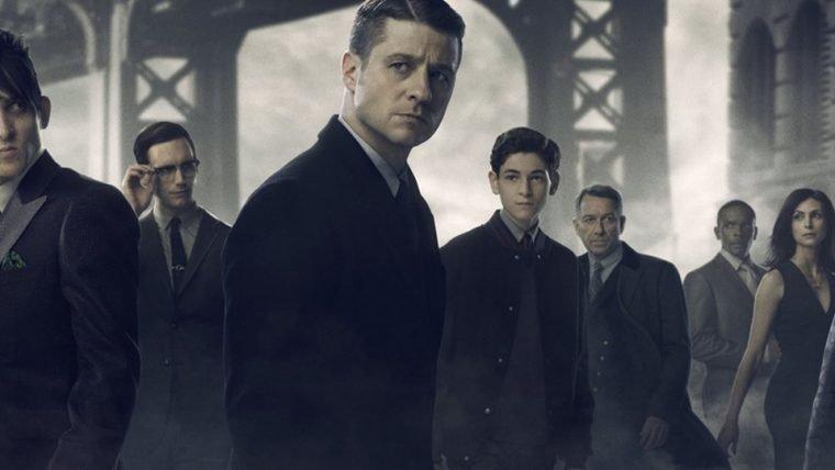 Temporada final de Gotham ganha pôster sombrio