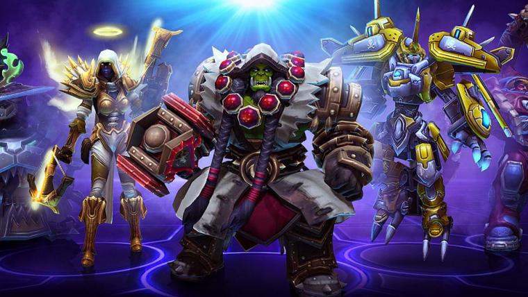 Heroes of the Storm | Blizzard remaneja parte dos desenvolvedores para outros jogos