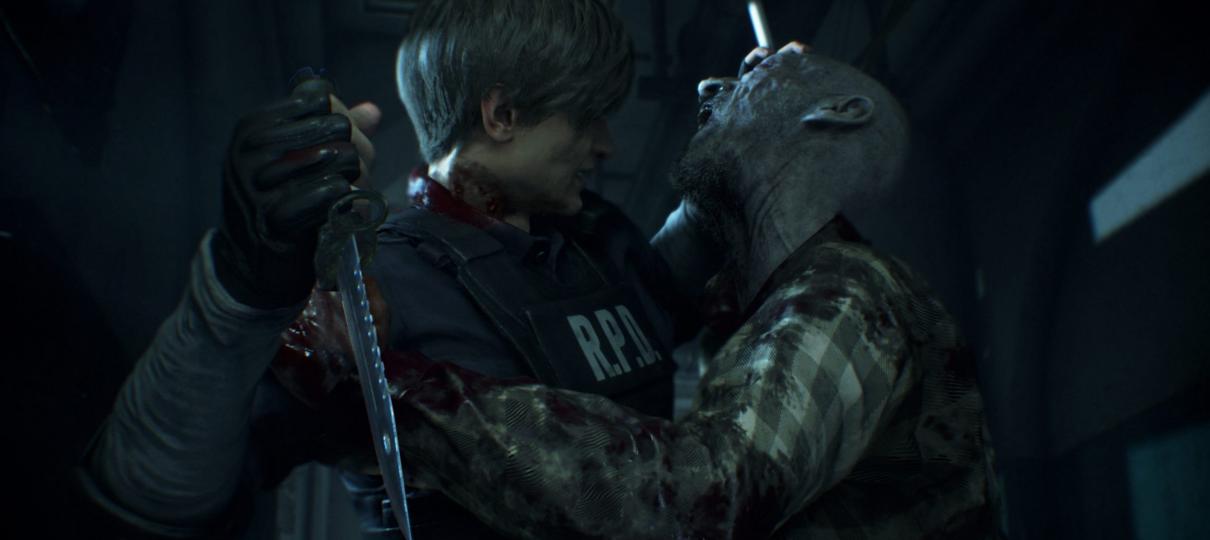 Resident Evil 2, Devil May Cry e mais: confira os jogos mais aguardados para 2019!