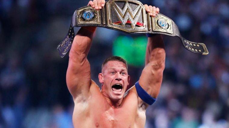 John Cena adoraria interpretar o Capitão América no cinema