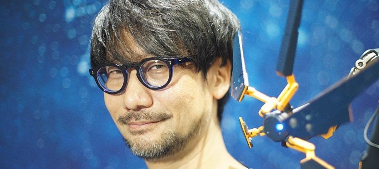 Hideo Kojima não estará na The Game Awards 2018