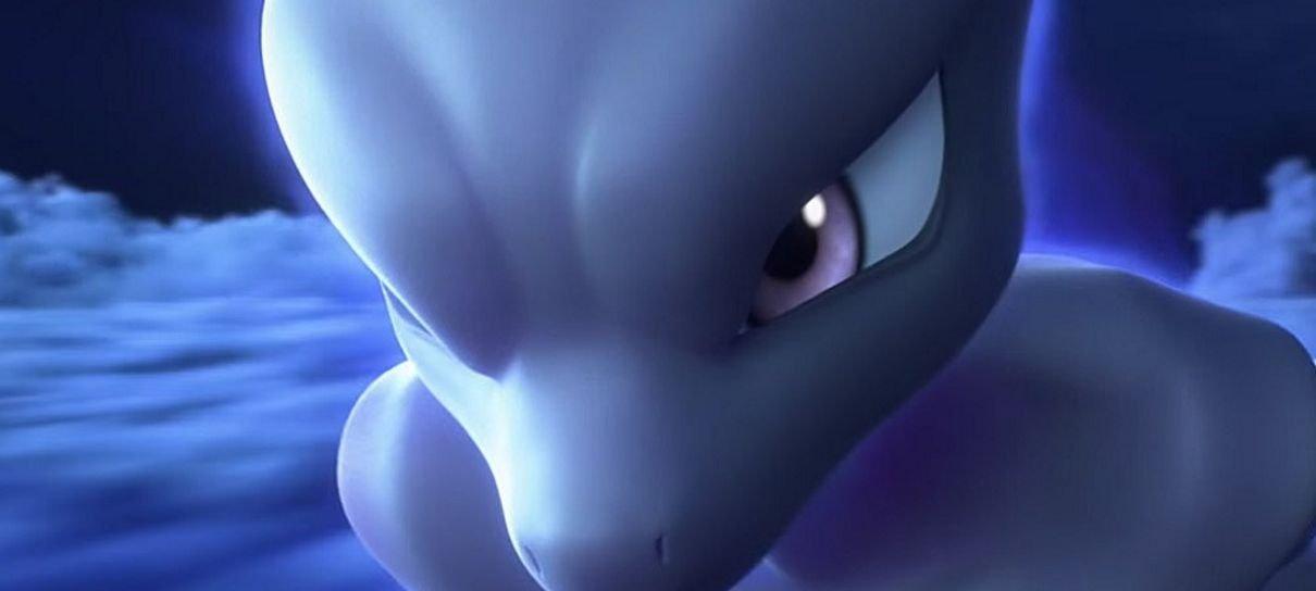 Pokémon   Mewtwo Strikes Back Evolution ganha primeiro teaser
