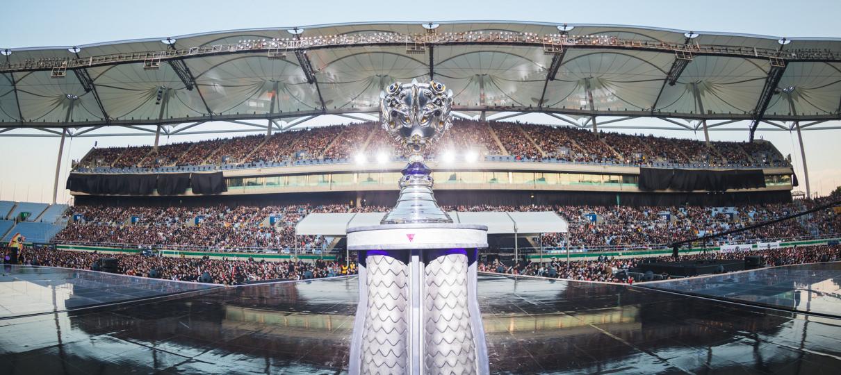 League of Legends   Finais do Mundial foram assistidas por 99,6 milhões de pessoas