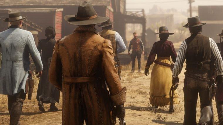 Red Dead Online | Rockstar presenteia jogadores do beta com 15 barras de ouro