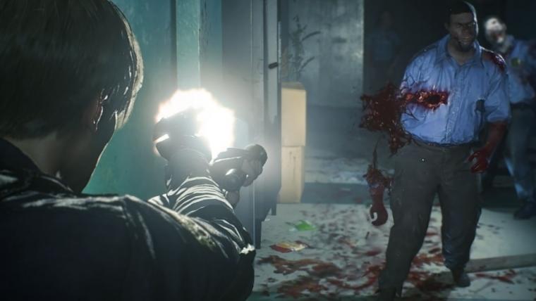Resident Evil 2 terá modo de jogo em PUBG mobile