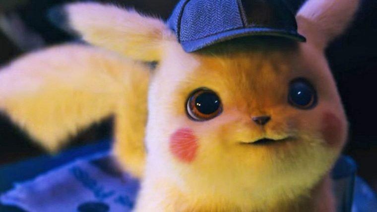 Ryan Reynolds compartilha imagem dos bastidores de Detetive Pikachu