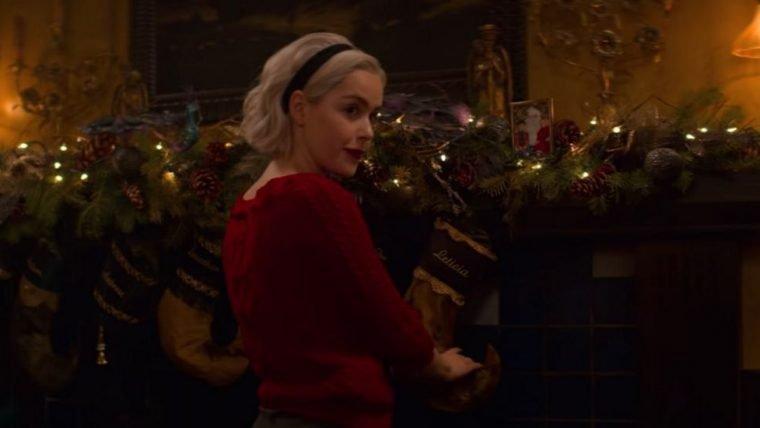 O Mundo Sombrio de Sabrina | Trailer do episódio especial traz as trevas para o Natal