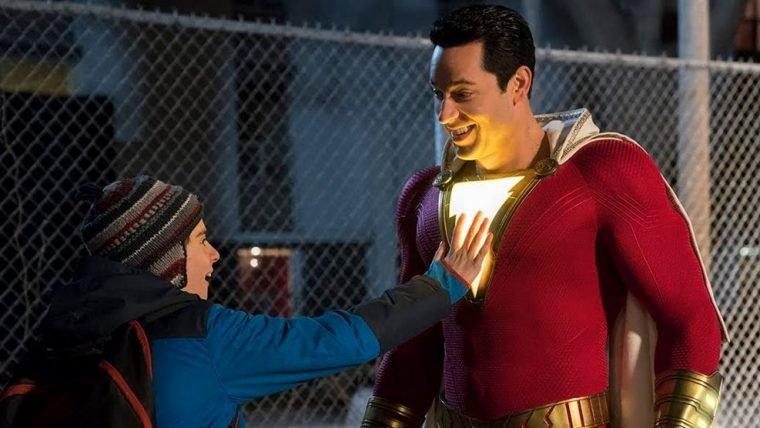 Shazam! | Confira a descrição de uma cena inédita do filme