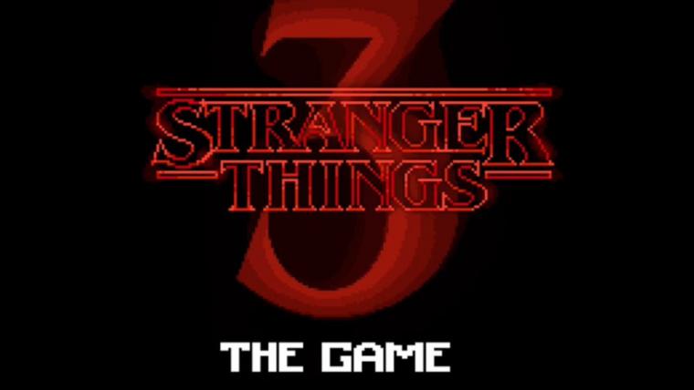 Jogo de Stranger Things é anunciado com gráficos em 16-BITS