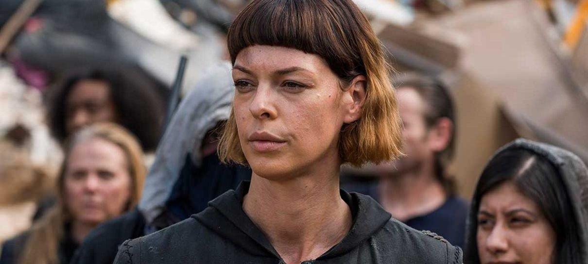 The Walking Dead | Atriz ficou com medo de ser odiada por conta do destino de Rick