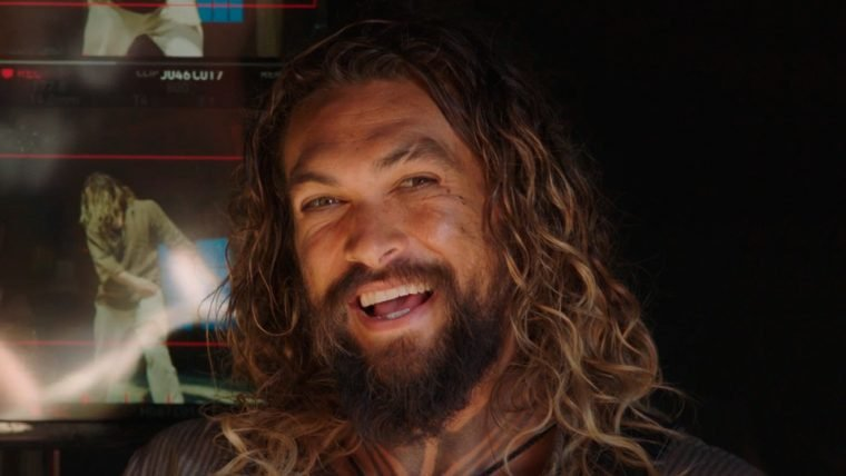 Aquaman | Jason Momoa, tridentes e mais, direto do set de filmagens!