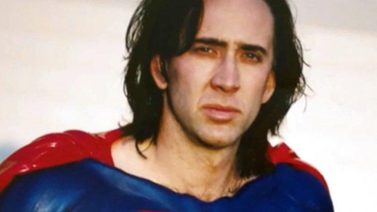 Programa da DC revela detalhes de uniforme do Superman de Nicolas Cage