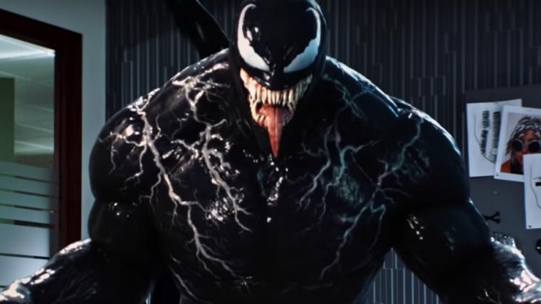 Venom se torna a quinta maior bilheteria de 2018