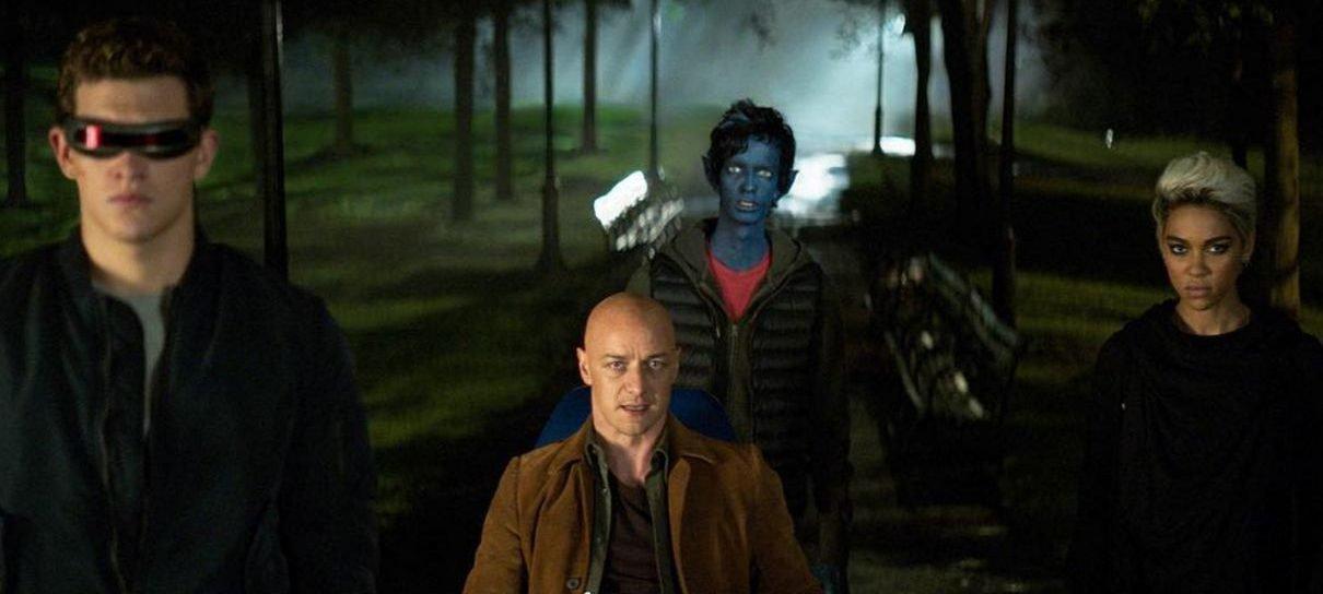 Mutantes se reúnem em foto de X-Men: Fênix Negra
