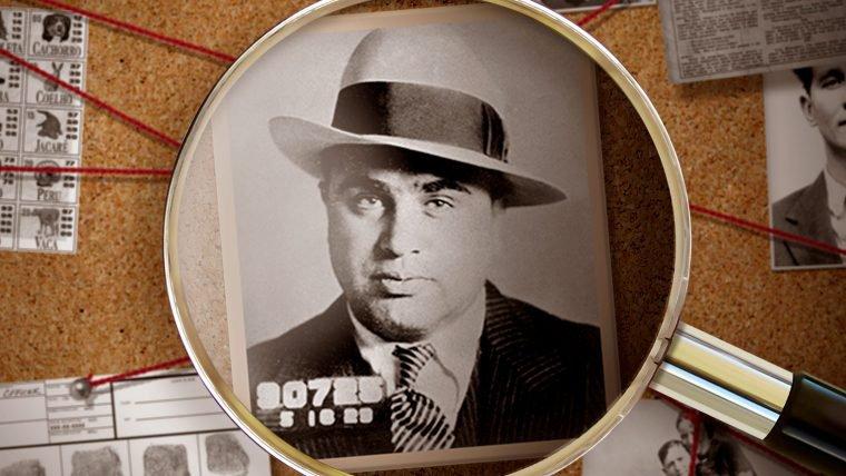 Al Capone e a máfia da Lei Seca