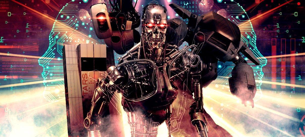 Robôs da Ficção