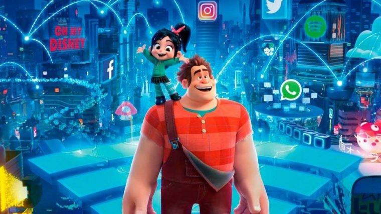 WiFi Ralph | Confira o clipe da música-tema do filme
