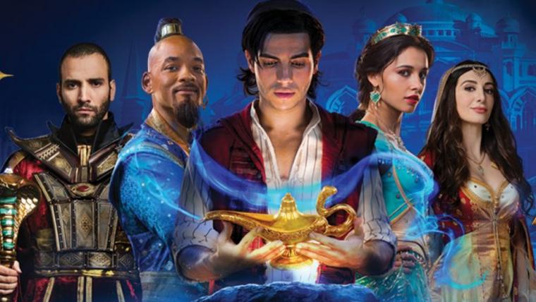 Aladdin, Rei Leão e Toy Story 4 ganham novas imagens