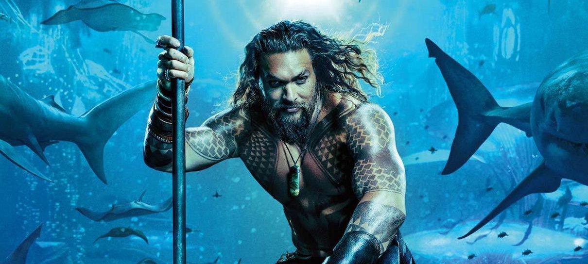 Bilheteria EUA   Aquaman já fisgou US$ 1 bilhão