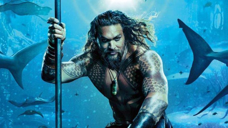 Bilheteria EUA | Aquaman já fisgou US$ 1 bilhão