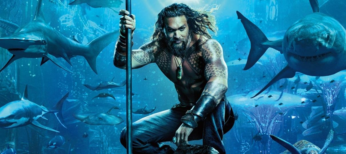 James Wan está muito bravo porque Aquaman não será indicado ao Oscar