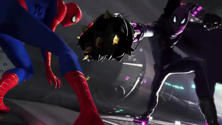 Homem-Aranha no Aranhaverso tem 10 minutos de cenas já animadas que foram cortadas