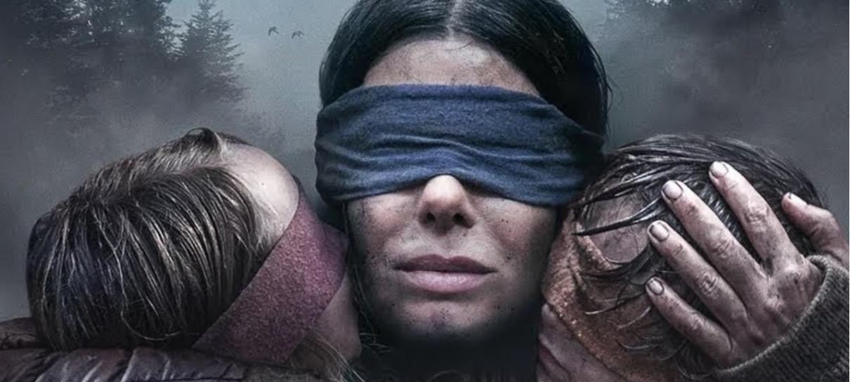 Bird Box | Cerca de 45 milhões de contas viram o filme na semana de estreia