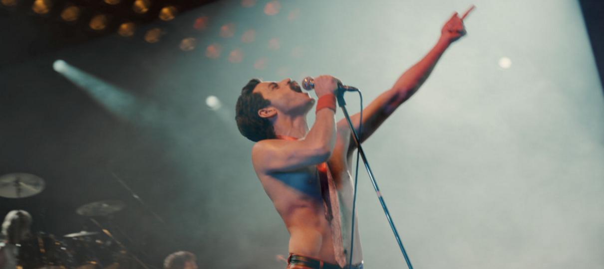 Bohemian Rhapsody   Ausente dos discursos dos vencedores, Bryan Singer agradece prêmios