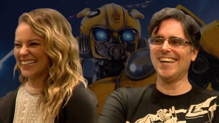 Bumblebee | Guilherme Briggs e Paolla Oliveira falam sobre a dublagem do filme