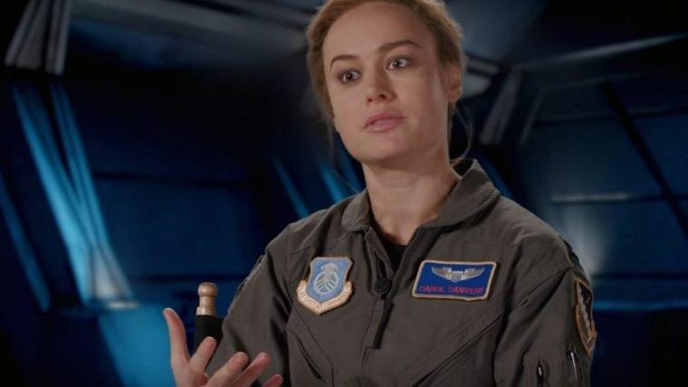 Capitã Marvel | Brie Larson fala sobre treinamento para a personagem em featurette