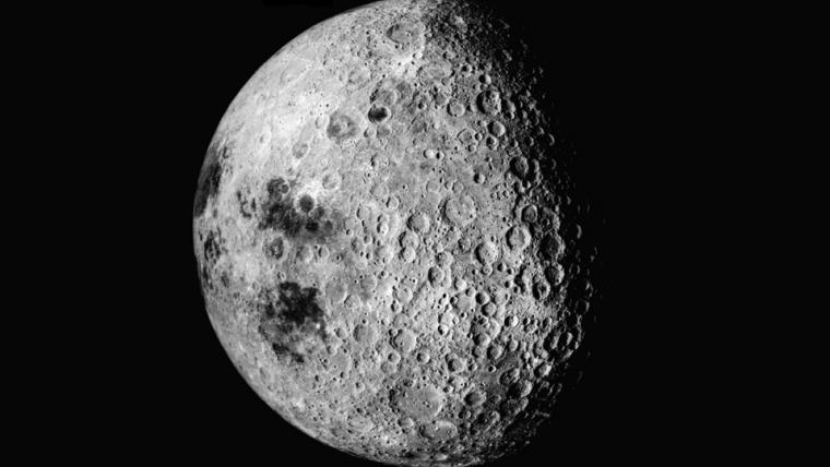 Sonda chinesa faz pouso histórico no lado oculto da Lua