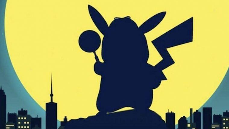 Pokémon: Detetive Pikachu | Novo cartaz não sabe como uma lupa funciona