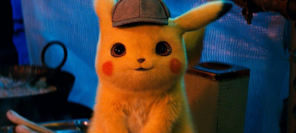 Pokémon: Detetive Pikachu   Novo teaser mostra um lado não tão fofo do monstrinho