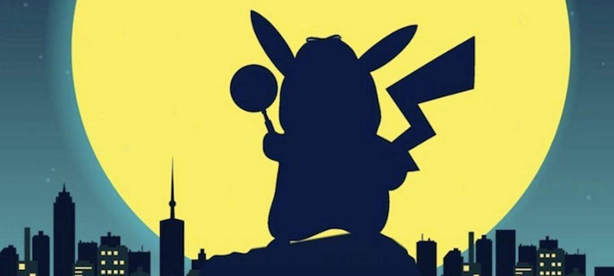 Pokémon: Detetive Pikachu   Novo cartaz não sabe como uma lupa funciona