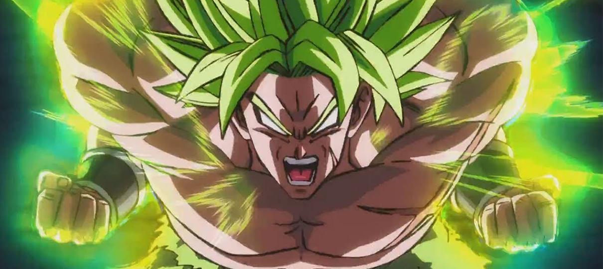 Dragon Ball Super Broly quebra recordes de bilheteria em sua estreia no Brasil
