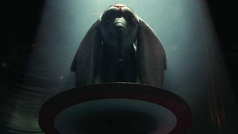 Dumbo se apresenta ao público em novo vídeo do filme