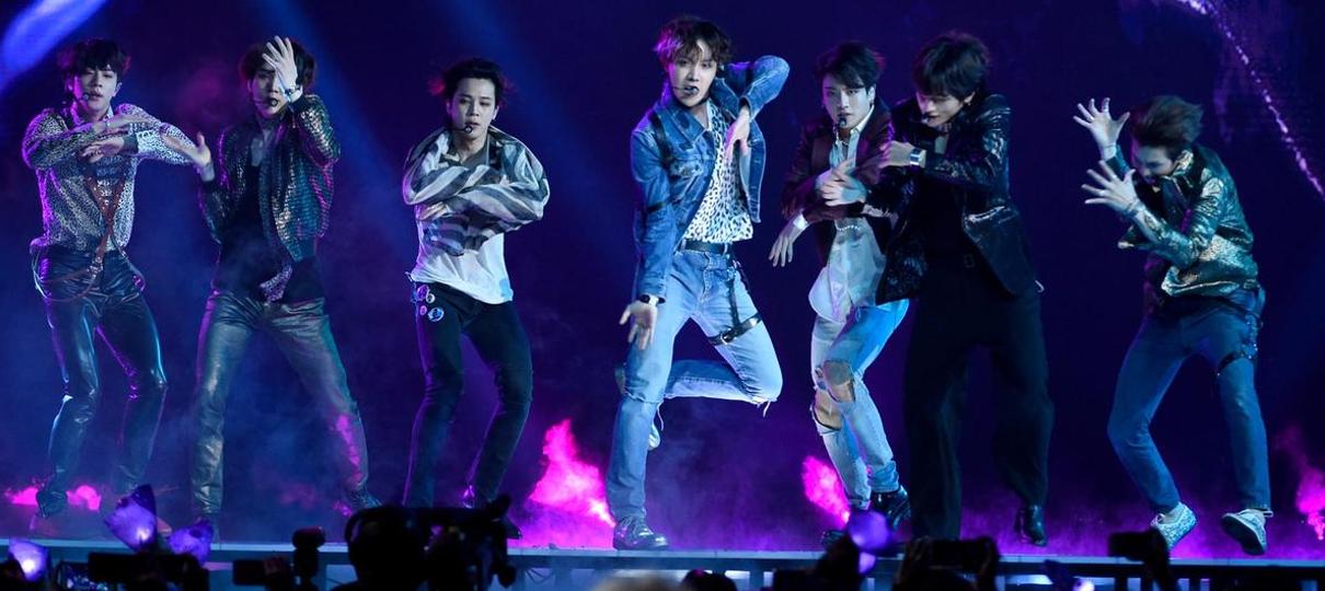 Burn the Stage: The Movie | Filme do grupo BTS está disponível no YouTube Premium