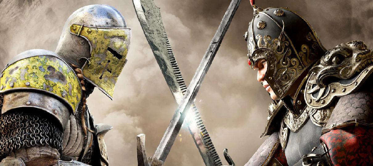 For Honor e Metal Gear Solid são destaques nos jogos da PlayStation Plus de fevereiro