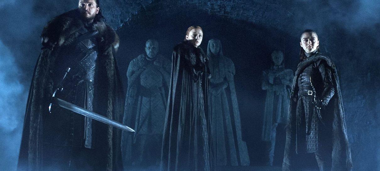 Game of Thrones | Duração dos episódios da última temporada é revelada