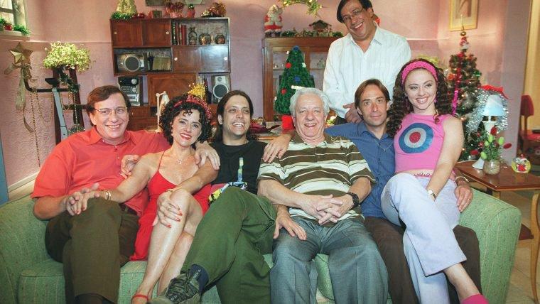 A Grande Família é melhor que Friends, diz Guta Stresser, a Bebel