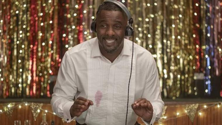 Idris Elba ataca de DJ em série da Netflix (e também no festival Coachella)