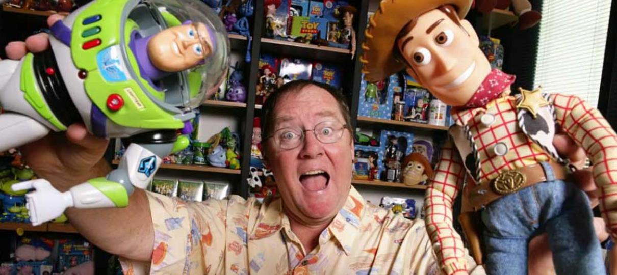 John Lasseter, ex-Pixar e Disney, é contratado pela Skydance