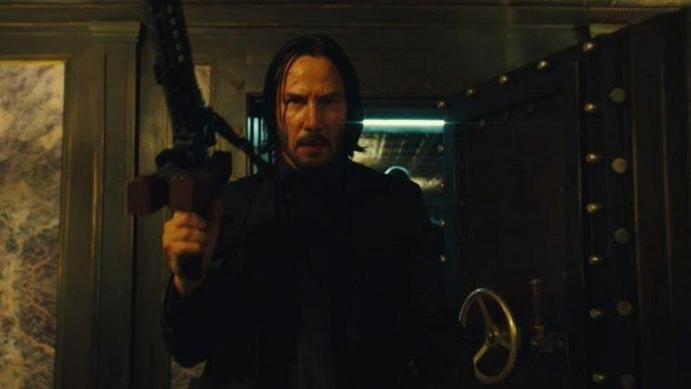 John Wick 3 – Parabellum | Keanu Reeves e Halle Berry se preparam para a ação em vídeo